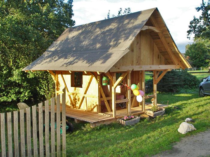 fachwerkhausbau lehmbau bauen ist bunt. Black Bedroom Furniture Sets. Home Design Ideas